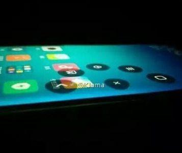 Xiaomi Mi Note 2 Pamer Layar Lengkung dalam Gambar Render