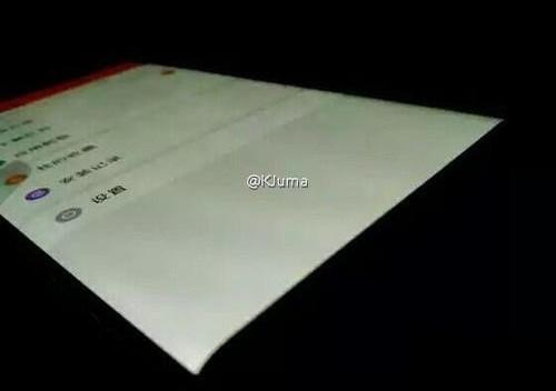 Xiaomi Mi Note 2 Pamer Layar Lengkung dalam Gambar Render 3