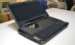Acer Pamer Predator 21 X, Laptop dengan Layar Cekung