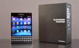 Ini Alasan Blackberry Passport Versi Android Tak Kunjung Rilis