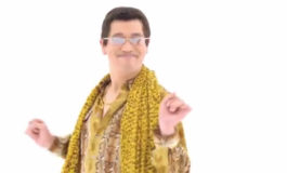 "Booming, Video ""Pen-Pineapple-Apple-Pen (PPAP)"" Piko Taro di Youtube Dilihat 10 Juta Kali"