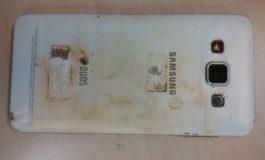 Bukan Note 7, Samsung Galaxy A3 Ini Terbakar di Indonesia