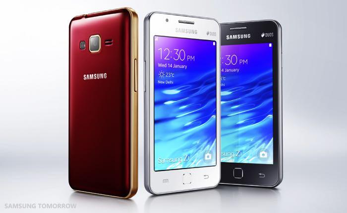 Di Indonesia, Harga Samsung Z2 Tidak Sampai Rp 1 Juta