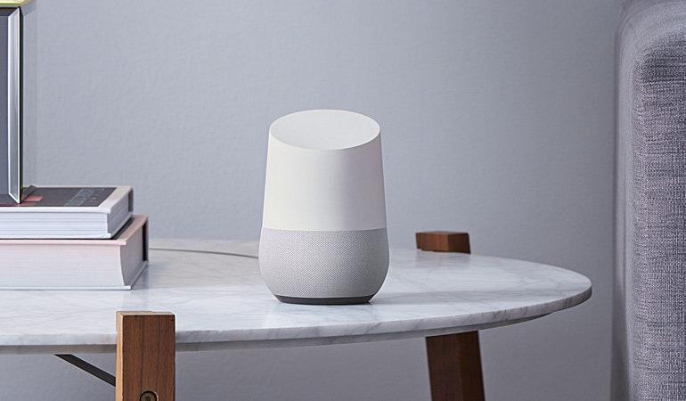 Google Home Bakal Jadi Pesaing Amazon Echo