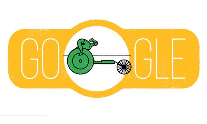 Google Rayakan Paralimpiade 2016 (XV Paralympic Games) di Rio de Janeiro