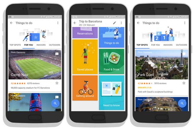Google Trips, Aplikasi Wajib untuk Travellers Kini Resmi di Android dan iOS