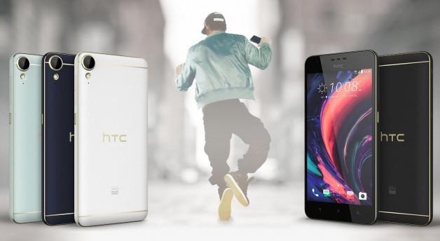 HTC Desire 10 Pro & Lifestyle Diluncurkan, Ini Spesifikasinya