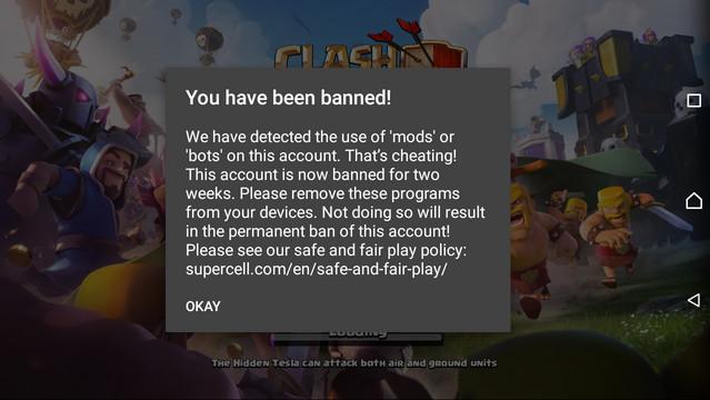 Heboh Akun CoC Kena Banned Permanen Oleh Supercell, Apa Penyebabnya?