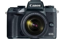 Kamera Mirrorless Canon EOS M5 Diluncurkan
