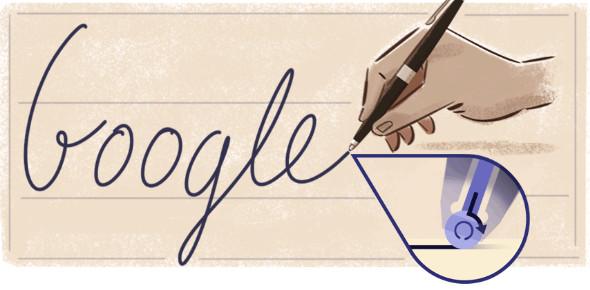 ladislao-jose-biro-sang-penemu-bolpoin-modern-dikenang-google-melalui-doodle
