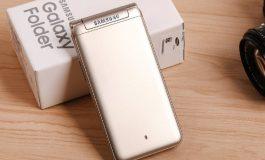 Lagi, Samsung Galaxy Folder 2 Berwarna Emas Muncul dalam Bocoran Gambar