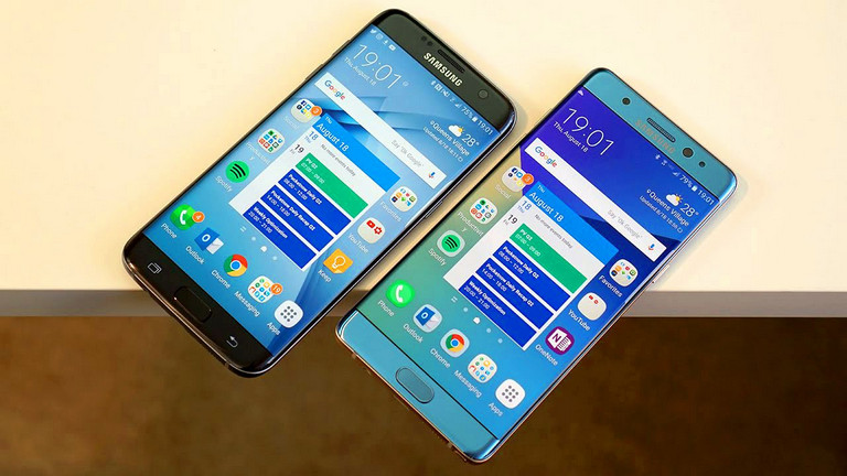 Lebih dari Satu Juta Unit Samsung Galaxy Note 7 yang Aman Telah Beredar