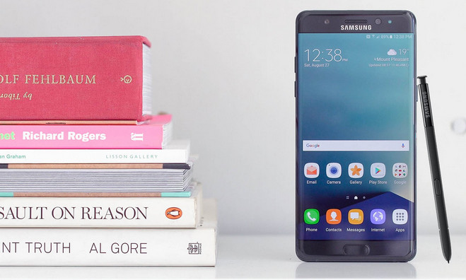 Masalah Samsung Galaxy Note 7, Ini Nasib Unit yang Diganti
