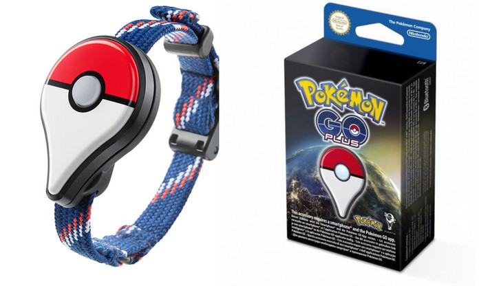 Niantic Luncurkan Gelang Pokemon Go Plus