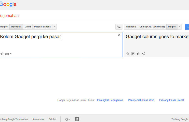 Pakai GMNT, Google Translate Makin Akurat