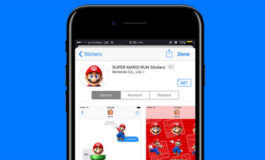 Pengguna Kini Bisa Beli Aplikasi dan Stiker di iMessage App Store, Termasuk Stiker Lucu Super Mario Run Ini