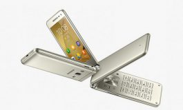 Samsung Galaxy Folder 2 Diresmikan di China