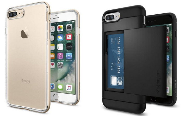 Gambar Case Spigen Tunjukkan Bocoran iPhone 7