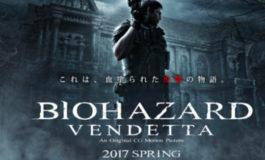 Tahun Depan, Serial Animasi Resident Evil: Vendetta Dirilis