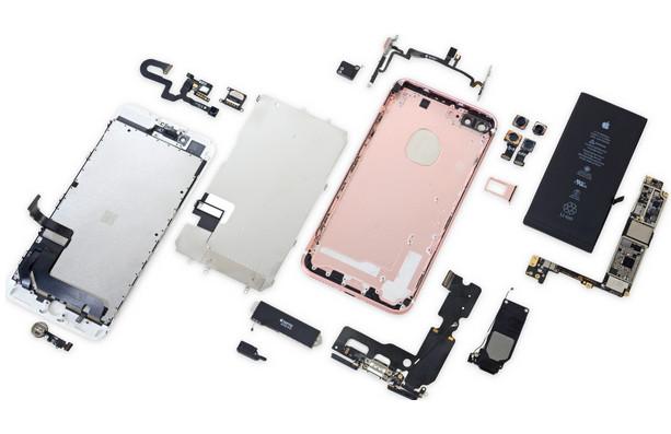 Video Bedah iFixit Tunjukkan iPhone 7 Pakai Organ Dalam Samsung