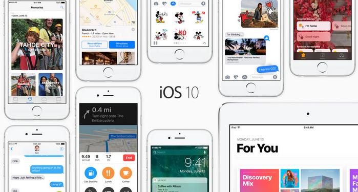 iOS 10.1 Beta Kini Sudah Bisa di Cicipi Pengguna Umum