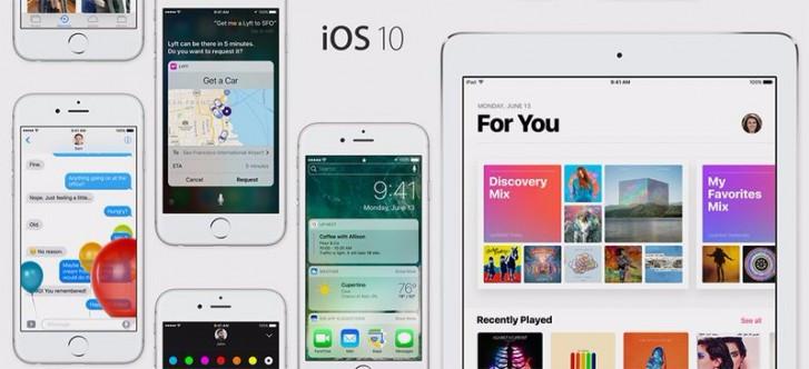 iOS 10 / 10.0.1 Resmi Dirilis, Buruan Download!