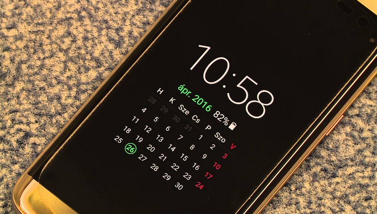 Always On Display Samsung Galaxy S7 & S7 Edge Diperbarui