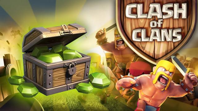 Cara Beli Gems COC (Clash of Clans) Pakai Pulsa Telkomsel, XL & Indosat