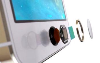 Diperkirakan untuk iPhone 8, Paten ini Mungkinkan Sensor Fingerprint Terintegrasi ke Layar