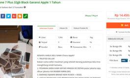 Harga iPhone 7 Plus di Indonesia Capai Rp 14,5 Juta, Sudah Tersedia di Tanah Air
