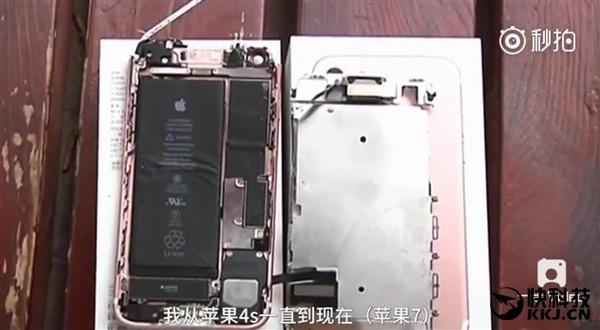 Meledak Bagai Granat, iPhone 7 Lukai Penggunanya di China