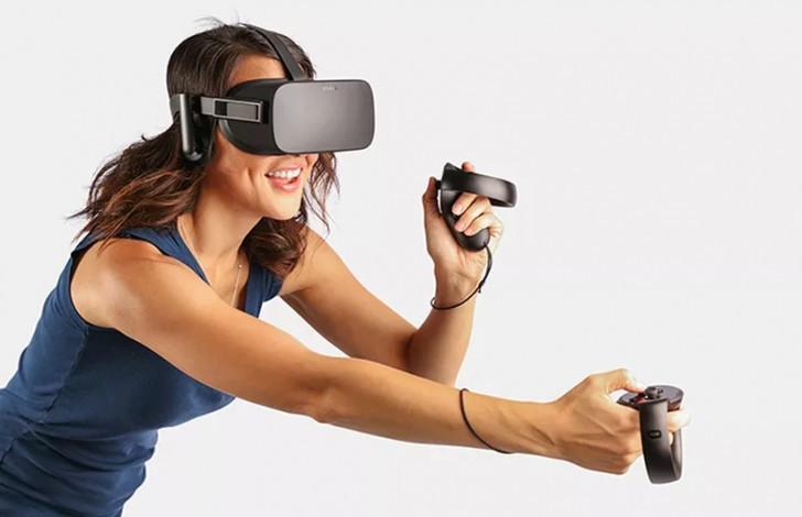 Oculus Touch & Earphones, Pasangan 'Mesra' Oculus Rift Sudah Bisa Dipesan