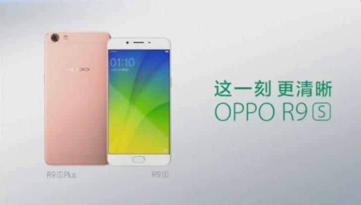 Oppo R9S dan R9S Plus Mulai Dipromosikan