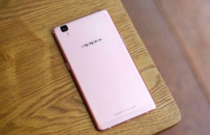 Oppo R9s Usung Desain Antena Baru, Bodi Lebih Tipis