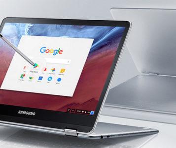 Pakai PEN, Samsung Rilis Chromebook Pro di Korea Selatan