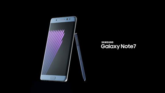 Penjualan Samsung Galaxy Note 7 di Korea Selatan Mulai Dilanjutkan
