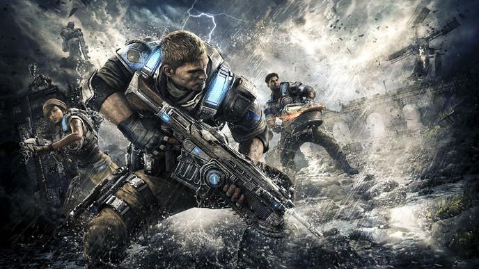 Pre-order Gears of War 4 Pakai PayPal Bisa Dapat Kredit Xbox Store