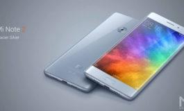 Resmi! Berikut Spesifikasi & Harga Xiaomi Mi Note 2  Berlayar Dual-curved
