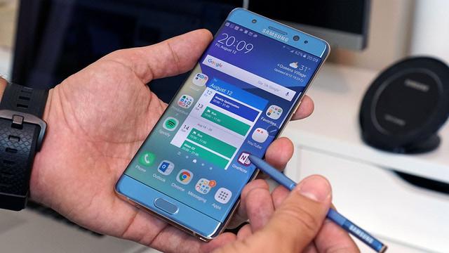 """Samsung Galaxy Note 7 Sempat Recall dan Dihentikan, Samsung Pertimbangkan Pensiunkan Merek """"Note"""""""