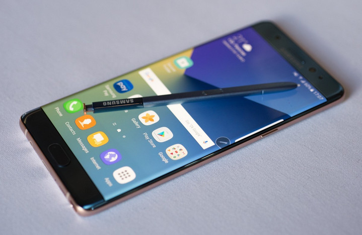 Samsung Galaxy Note 7 Sudah Boleh 'Terbang' di India