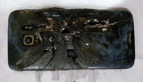 Sekali Lagi, Samsung Galaxy S7 Edge Dilaporkan Terbakar di Kanada