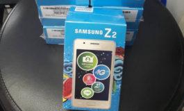 Stok Terbatas, Harga Samsung Z2 Jadi Lebih Mahal