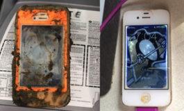 Berendam di Danau 18 Bulan Lamanya, iPhone 4 Masih Bisa Menyala