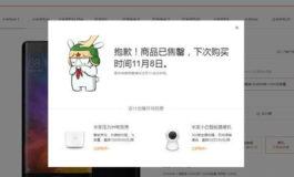 Hanya 50 Detik, Xiaomi Mi Note 2 Ludes Terjual