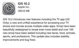 Ini List yang Baru dan Kelebihan iOS 10.2 yang Baru Dirilis Apple