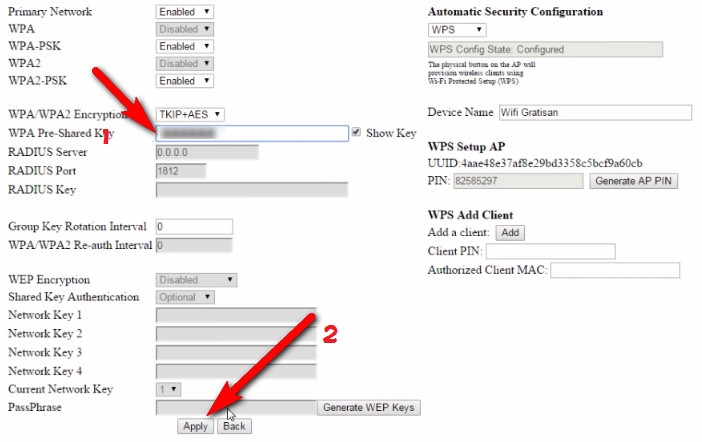 Cara Ganti Password Wifi FirstMedia di HP dan Laptop