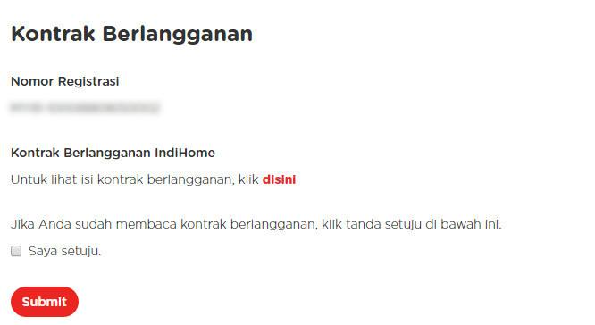 Cara Memasang Telkom IndiHome di Rumah Secara Online 11