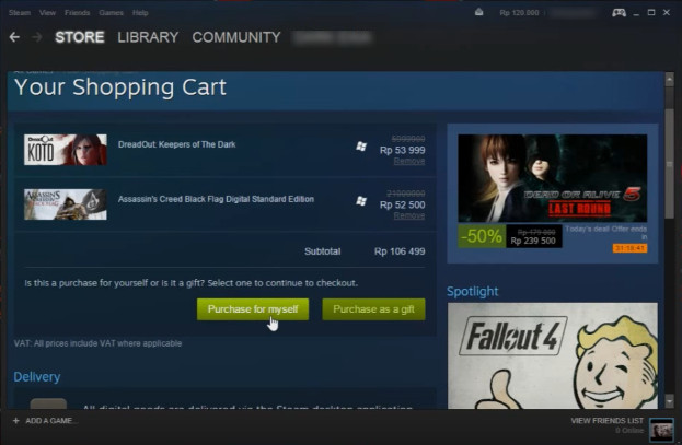 Cara Redeem Steam Wallet 3
