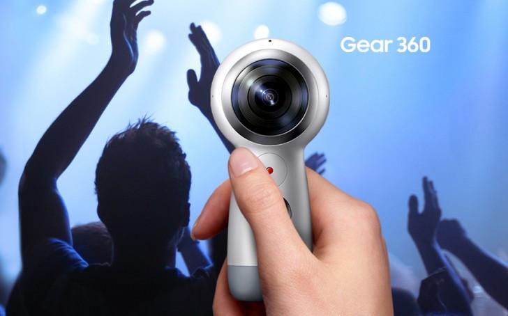 Gear 360 baru