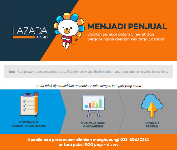 Lazada Marketplace 2